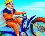 Наруто: велотриал BMX