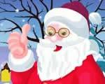 Наряди Санта-Клауса