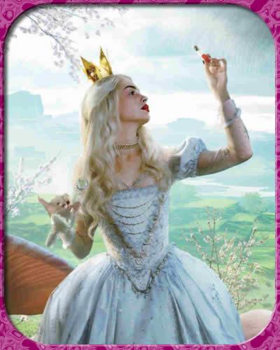 королева рисунок: